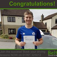 FIRST TIME PASS for Ethan Smith