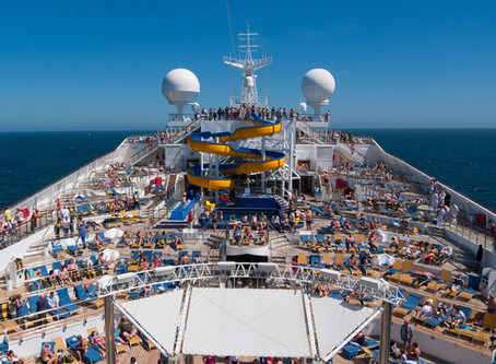 A First-Timer's Guide to Going on a Cruise