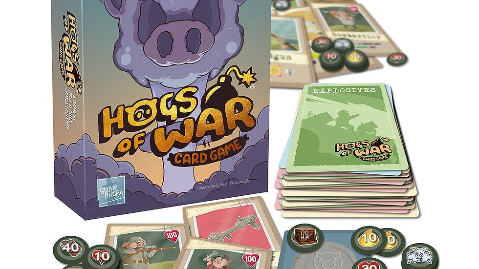 Hogs Of War Card Game