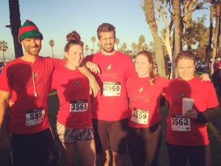 Santa Monica Venice Christmas Run