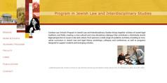 Program in Jewish Law