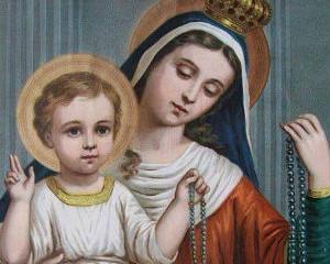 Dia 07 de outubro, dia de Nossa Senhora do Rosário