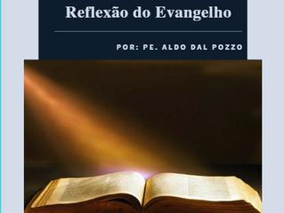 Reflexão do Evangelho - Pe. Aldo Dal Pozzo