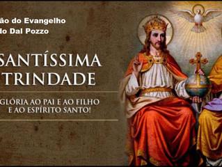 Reflexão do Evangelho: Por Pe. Aldo Dal Pozzo