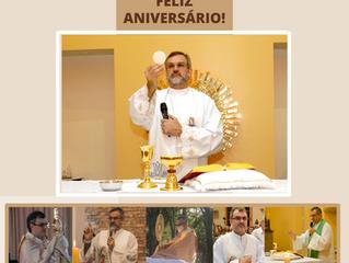 Catedral celebra e agradece pelo Dom da Vida do Pe. Clodoaldo
