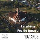 Parabéns Foz do Iguaçu!