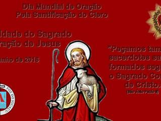 Rezemos pela santificação do Clero