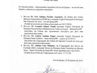 Decreto Diocesano