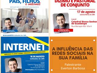A Influência das redes sociais na Sua Família