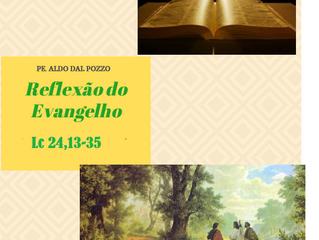 Reflexão do Evangelho 26/04/2020 por Pe. Aldo Dal Pozzo
