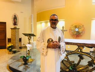 Padre Clodoaldo Frassetto recebe Título de Cidadão Benemérito nesta quinta (26/11)