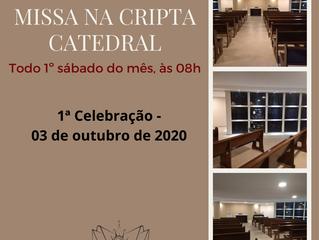 Missa na Cripta