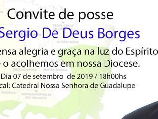 Posse de Dom Sergio de Deus Borges