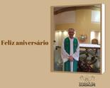 Parabéns Pe. Alberto Gasparrini