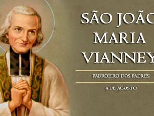 São João Maria Vianney: Exemplo de santidade e perseverança na construção do caminho da salvação