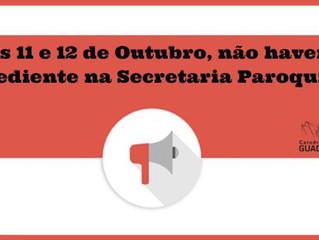 Expediente Secretaria Paroquial
