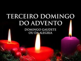 15.12.2019. 3º DOMINGO DO ADVENTO