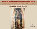 Sorteio Tela de Guadalupe