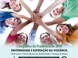 Seminário Campanha da Fraternidade 2018 – ÁREA 1