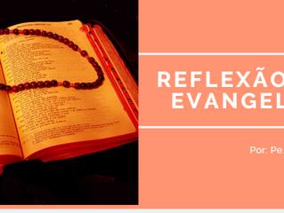 Reflexão do Evangelho 29 e 30/09