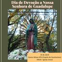 DIA DE DEVOÇÃO A NOSSA SENHORA DE GUADALUPE- 12 DE ABRIL