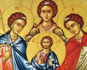 Miguel, Gabriel e Rafael amigos, protetores e intercessores que do Céu vêm em nosso socorro