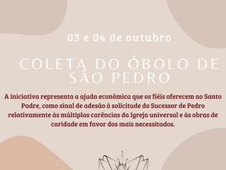 Coleta do Óbolo de São Pedro