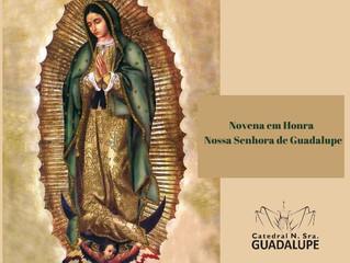 Novena em Honra a Nossa Senhora de Guadalupe: Intenção especial desta novena, para livrar-nos da pan