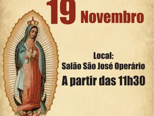 Festa em Honra a Nossa Senhora de Guadalupe
