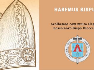 Novo Bispo para a Diocese de Foz do Iguaçu