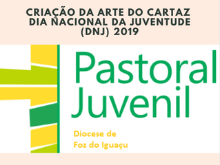 Concurso para criação da arte do cartaz do DNJ 2019