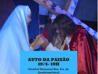 Auto da Paixão na Catedral