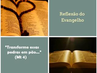 Reflexão do Evangelho- Pe. Aldo Dal Pozzo