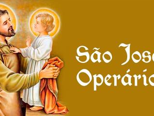São José Operário, protetor e modelo de todos os trabalhadores