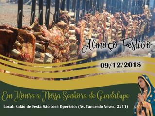 Festa em Honra a Nsa. Sra. de Guadalupe