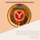 Reflexão do Evangelho: Pentecostes