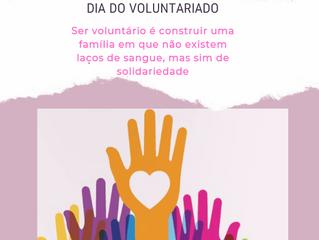 Dia do voluntariado