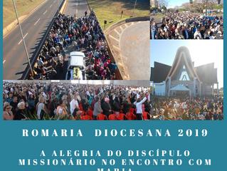 Romaria Diocesana 2019