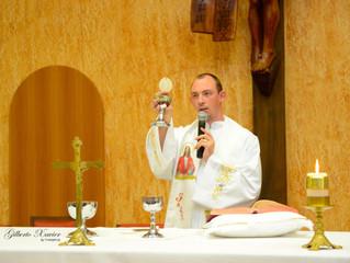 Pe. Adelcir comemora 03 anos de ordenação