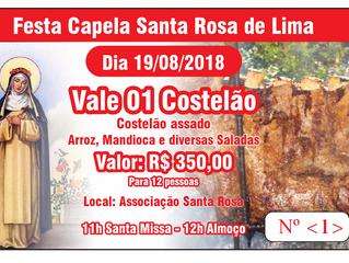 Festa Capela Santa Rosa de Lima