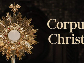 Corpus Christi 2019 na Catedral