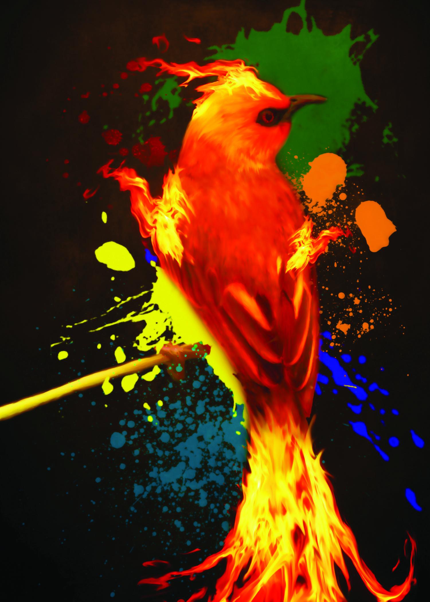 Plumage of the Phoenix