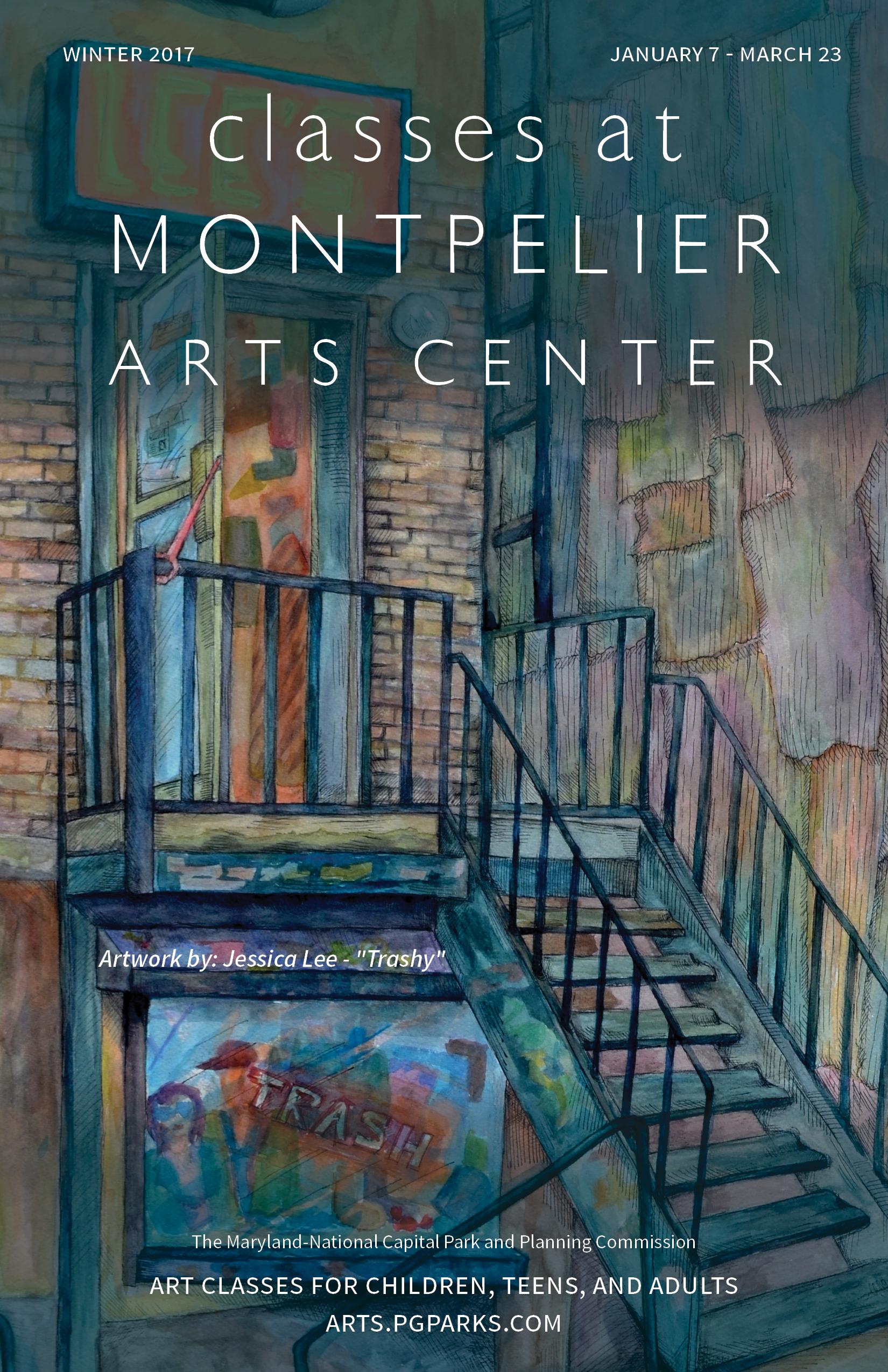2016 Winter: Montpelier Arts Center