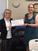 Le Salon des femmes à succès remet un don de 625$ à Espace-Vie TSA