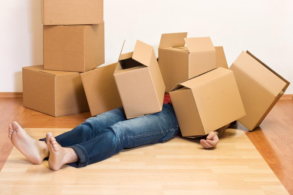 DIY Moving Dallas
