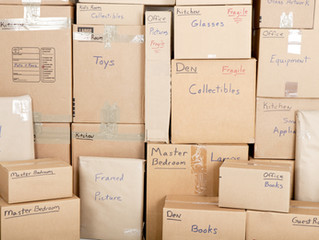 How to Pack Moving Boxes the Right Way
