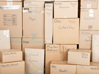 Pack It Up, Pack It In: Awesome Tips for Packing to Move House