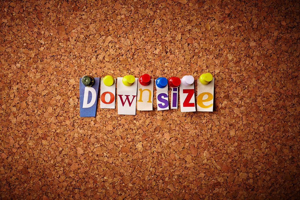 downsize moving