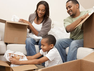Helping your child prepare for a move