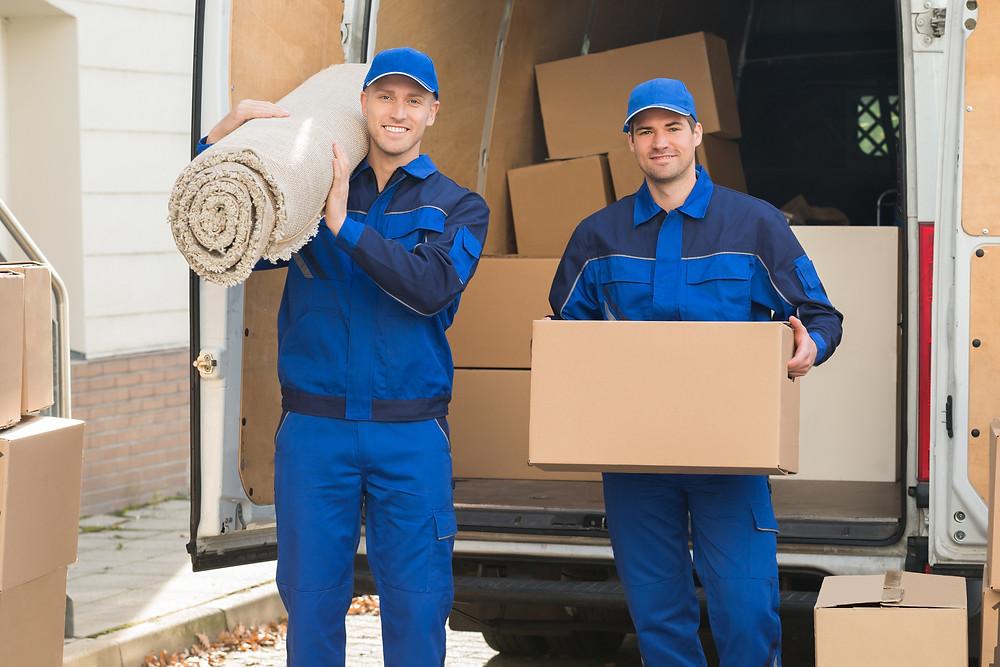 full service moving dallas